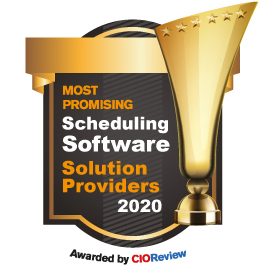 Top 10 Scheduling Software Solution Companies - 2020